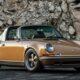 Старый Porsche 911 решили сделать самым лёгким в мире