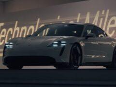 Porsche анонсировала новый Porsche 911 Targa