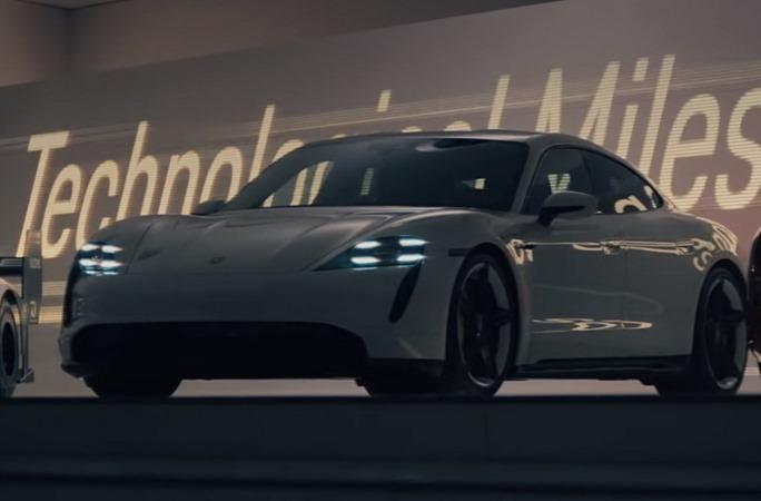Porsche 911 Targa, новый