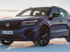 Подразделение Volkswagen R сделает ставку на электрокары