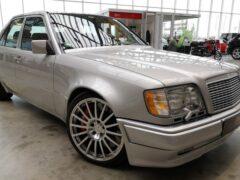 Редкий Mercedes-Benz E60 AMG W124 выставлен на продажу