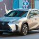 Lexus выпустит недорогой и компактный кроссовер BX