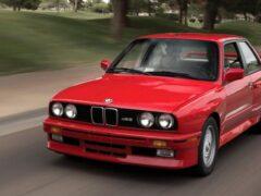 BMW M3 актера Пола Уокера выставлена на продажу