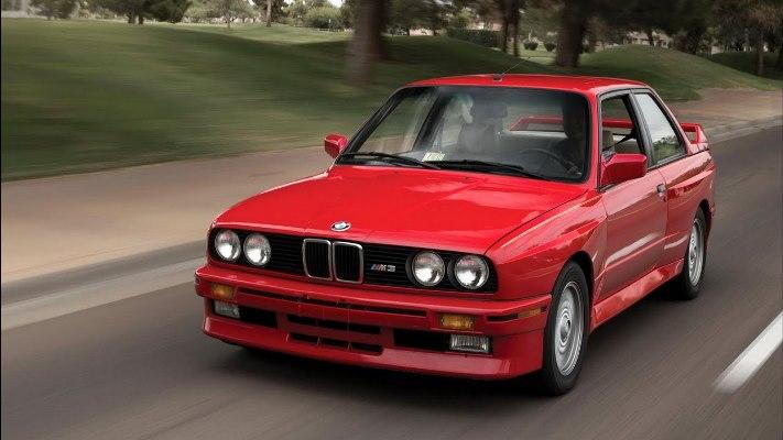 BMW M3, Пола Уокера