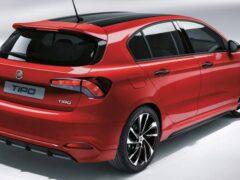 Fiat выпустит на базе хэтчбека Tipo кроссовер и внедорожник