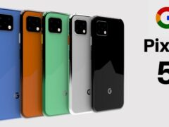 Google Pixel 5: дешевле, проще и без «фишек»