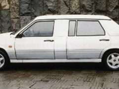 Лимузин «Амадео-500»: забытая Lada на базе ВАЗ-21099