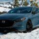 Mazda 3 получит турбированный двигатель