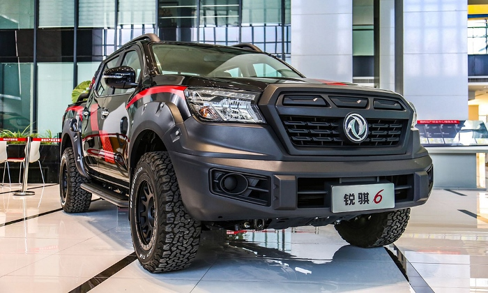 Dongfeng Ruijing 6 Offroad Edition, пикап