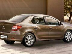 В РФ стартовало производство новой версии Renault Logan