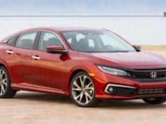 Honda прекращает производство седана Civic
