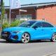 Новый седан Audi S3 и Sportback показали без камуфляжа