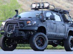 Безумная вариация Toyota Tundra выставлен на торги