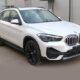 Появились первые фото следующего поколения BMW X1