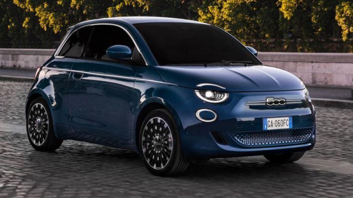 Fiat 500, хэтчбек