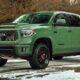 В Сети представили новые изображения Toyota Tundra