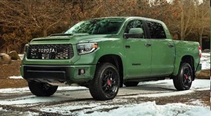Toyota Tundra, новый