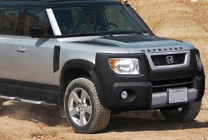 Land Rover Defender, тюнинг