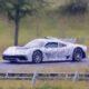 На тестах замечен прототип гиперкара Mercedes-AMG One