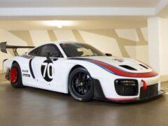 Коллекционный Porsche решили продать после четырёх месяцев простоя
