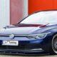 Тюнер представил для нового VW Golf эффектный и недорогой обвес