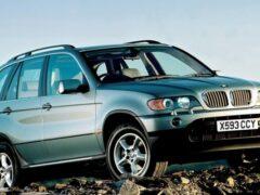 Первый дизайнер BMW рассказал о создании BMW X5