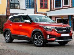 Kia приостановила продажи модели Seltos в России