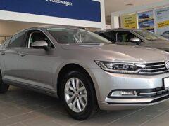 Volkswagen подняла цены на три модели в России