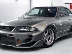 В США продается уникальный Nissan Skyline GT-R R33