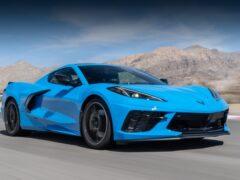 Больше не Chevrolet: GM будет продавать новый Corvette под брендом GMSV