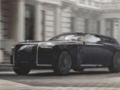 Дизайнер Honda представил рендеры нового Rolls-Royce
