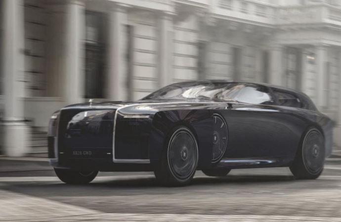 Rolls-Royce от дизайнера Honda