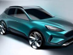 Компания Ford разрабатывает конкурента Kia Seltos и Hyundai Creta