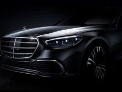 Новому Mercedes-Benz S-Class оставят мотор V12