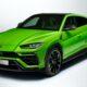 Lamborghini Urus немного обновился для нового модельного года