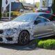 BMW готовится к премьере 641-сильной M5 CS