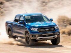 Пикап Ford Ranger 2019-2020 получит три внедорожных «пакета»