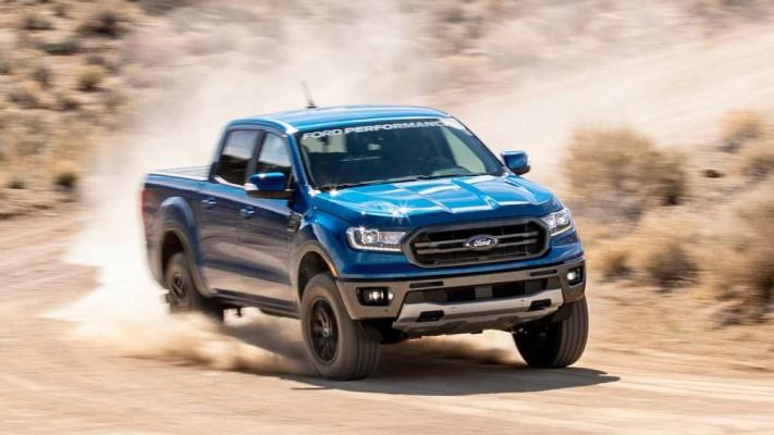 Ford Ranger, грузовик