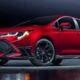 У новой Toyota Corolla появился гигантский планшет, как у Tesla
