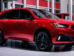 Acura готовит «заряженные» новинки и компактный седан