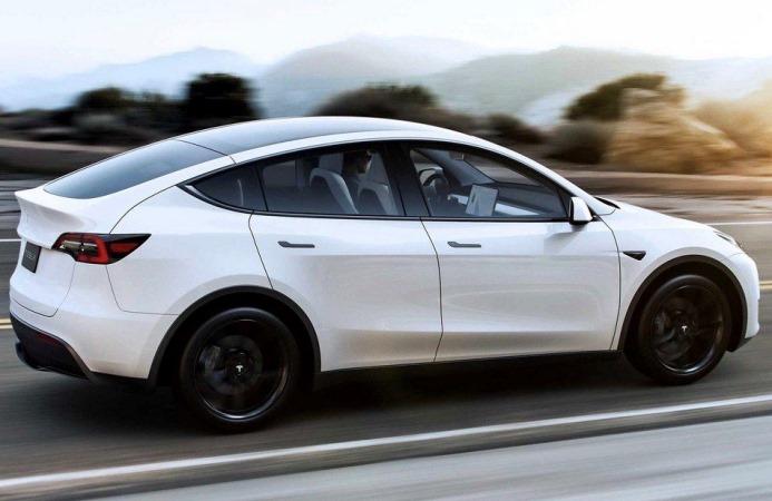 Tesla, электрокар