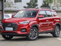 Бюджетный Hyundai ix35 стал самым популярным кроссом бренда