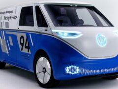 Электрический автобус Volkswagen возродит знаковое имя