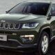 Jeep официально представил Jeep Compass для Европы