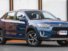 Citroen представил новый бюджетный седан C3L