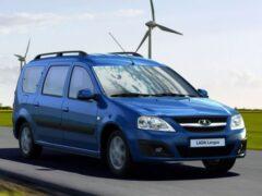 АвтоВАЗ начал предсерийное производство обновленного Lada Largus