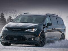 Chrysler выпустил специальную версию Pacifica с полным приводом