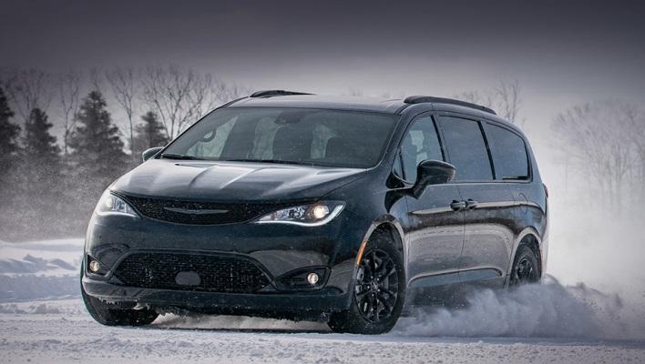 Chrysler Pacifica AWD