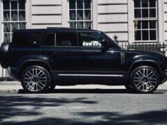 Новый Land Rover Defender уже получил тюнинг-версию