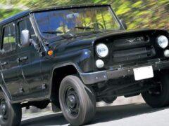 В России УАЗ поднял цены на весь модельный ряд